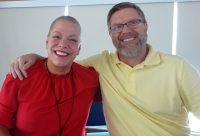 Susan Considine and Ben Bizzle