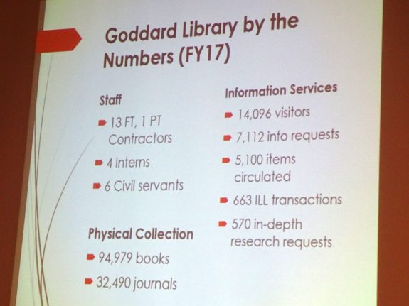 Goddard Library